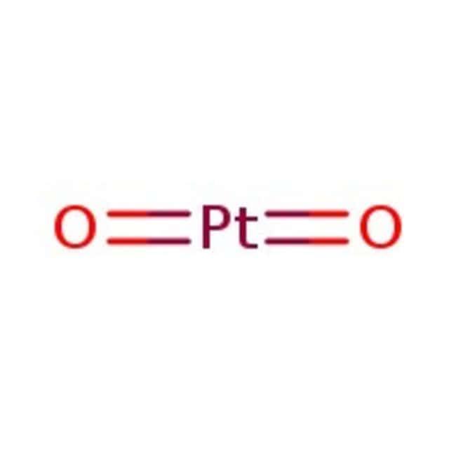 Platinum(IV) oxide, 83% Pt, ACROS Organics
