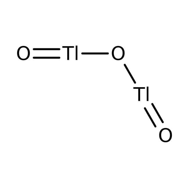 Alfa Aesar™Thallium(III) oxide, 96% 50g Alfa Aesar™Thallium(III) oxide, 96%