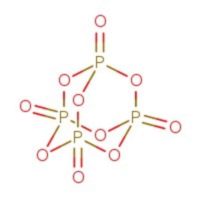 Phosphorus pentoxide, 99+%, for analysis, ACROS Organics