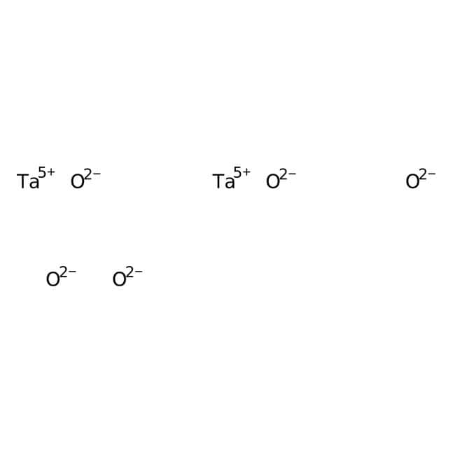 Tantalum(V) oxide, 99.99%, (trace metal basis), ACROS Organics