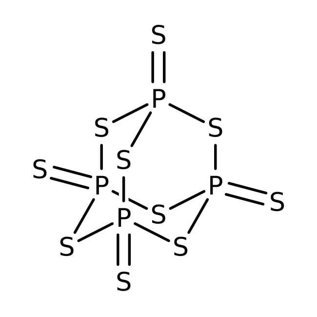Phosphorus pentasulfide, 98+%, ACROS Organics