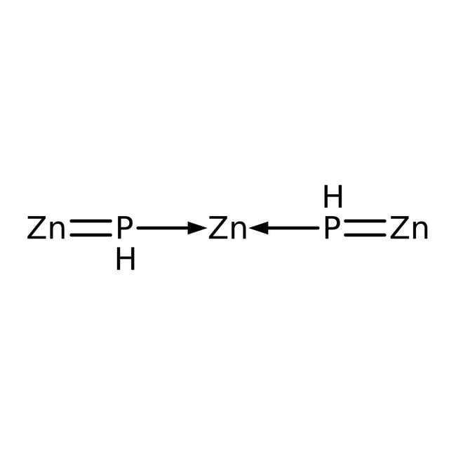Zinc phosphide, 99.9% (metals basis), Alfa Aesar