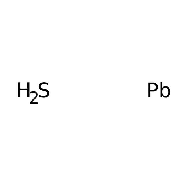 Lead(II) sulfide, 90%, pure, Acros Organics: Inicio