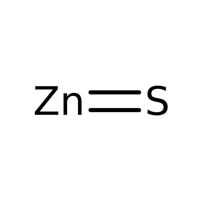 Sulfure de zinc, 99,995% (métaux), AlfaAesar™ 50g Sulfure de zinc, 99,995% (métaux), AlfaAesar™