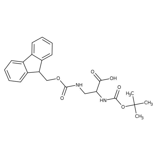 Alfa Aesar  (R)-2-(Boc-amino)-3-(Fmoc-amino)propionic acid, 95%