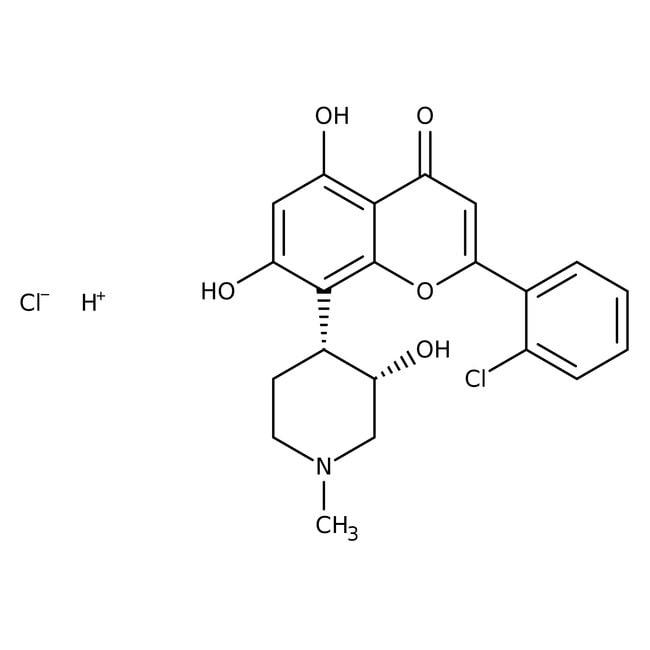 Flavopiridol hydrochloride, Tocris Bioscience
