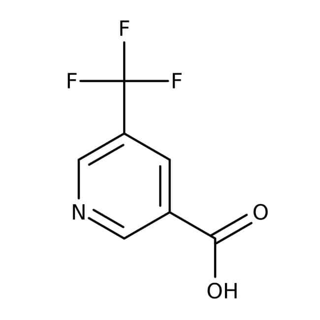 Alfa Aesar™5-(Trifluoromethyl)nicotinic acid, 97% 250mg Alfa Aesar™5-(Trifluoromethyl)nicotinic acid, 97%