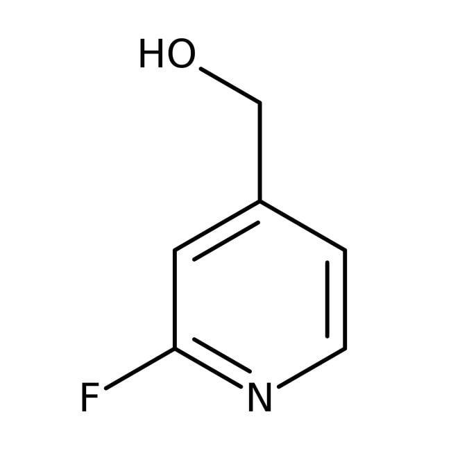 2-Fluoropyridine-4-methanol, 97%, ACROS Organics™ 5g 2-Fluoropyridine-4-methanol, 97%, ACROS Organics™