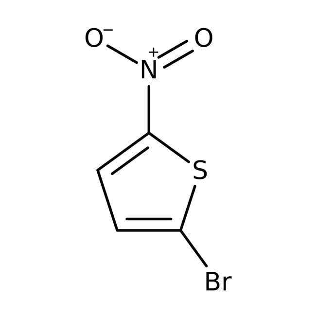 2-Bromo-5-nitrothiophene, 97%, ACROS Organics™