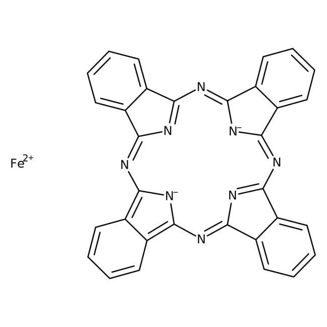 Iron(II) Phthalocyanine (purified by sublimation) 98.0+%, TCI America™