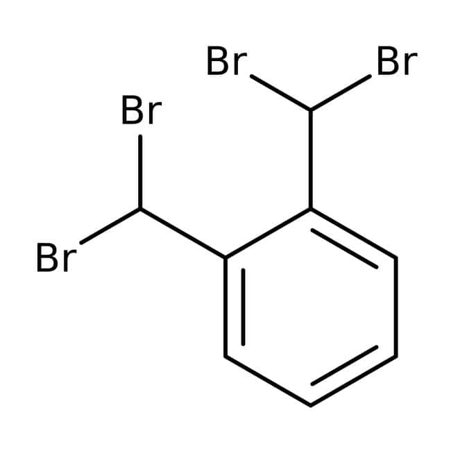 alpha,alpha,alpha',alpha'-Tetrabromo-o-xylene, 97%, ACROS Organics™: Alkyl halides Organohalogen compounds