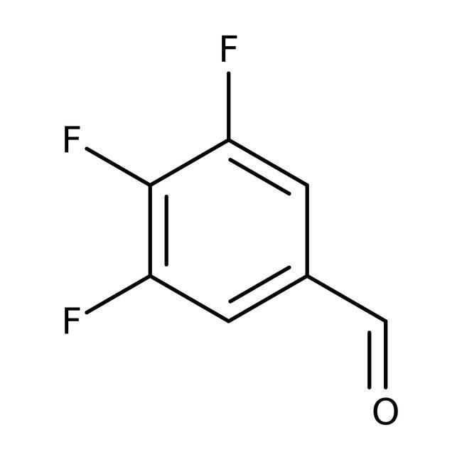 Alfa Aesar™3,4,5-Trifluorobenzaldehyde, 98% 1g Alfa Aesar™3,4,5-Trifluorobenzaldehyde, 98%