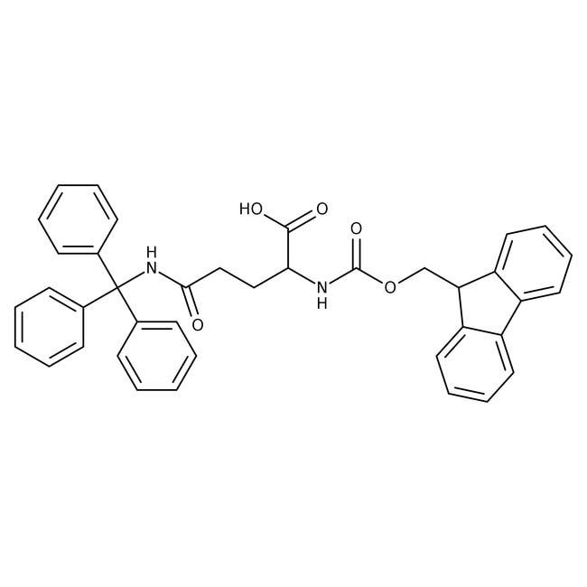 N-α-FMOC-N-delta-Trityl-L-glutamine, 95%, ACROS Organics™
