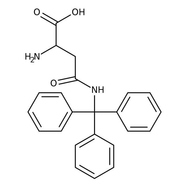 Alfa Aesar™Ngamma-Trityl-L-asparagine hydrate, 98% 5g Alfa Aesar™Ngamma-Trityl-L-asparagine hydrate, 98%