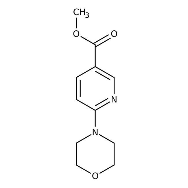 Methyle6-morpholinonicotinate, 97%, Maybridge