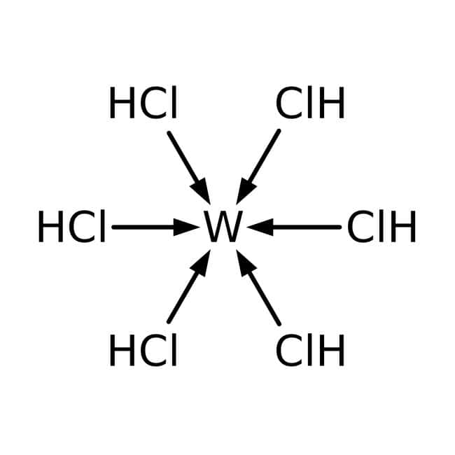 Tungsten(VI) chloride, 99%, 20 mesh, ACROS Organics