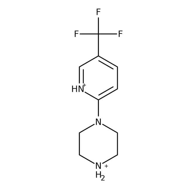 1-[5-(Trifluoromethyl)-2-pyridinyl]piperazine, 98%, ACROS Organics™