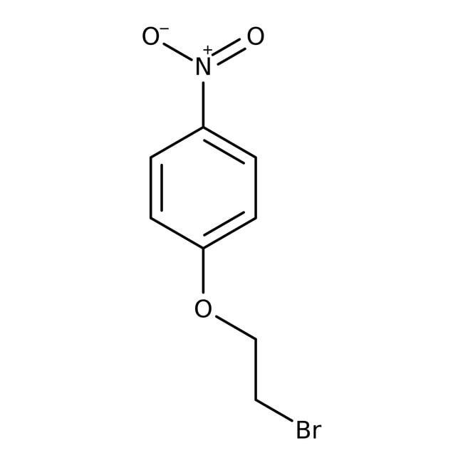 1-(2-bromoethoxy)-4-nitrobenzene, 98%, ACROS Organics