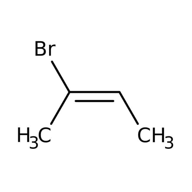 2-Bromo-2-butene, 98%, mixture of cis and trans, ACROS Organics™
