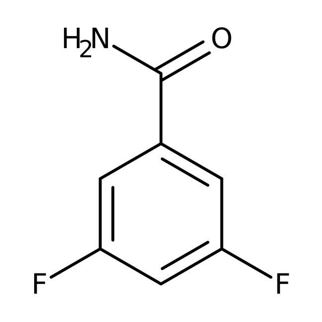 Alfa Aesar  3,5-Difluorobenzamide, 97%