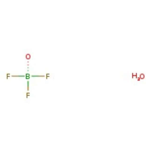 Boron trifluoride dihydrate, 65% BF3, ACROS Organics