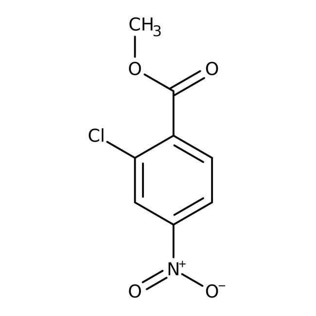 Methyl 2-chloro-4-nitrobenzoate, 98%, Acros Organics