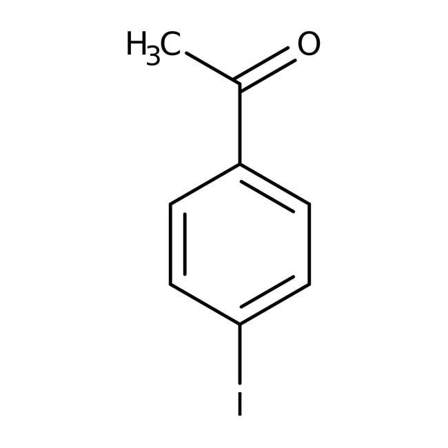 4'-Iodoacetophenone, 98%, ACROS Organics™