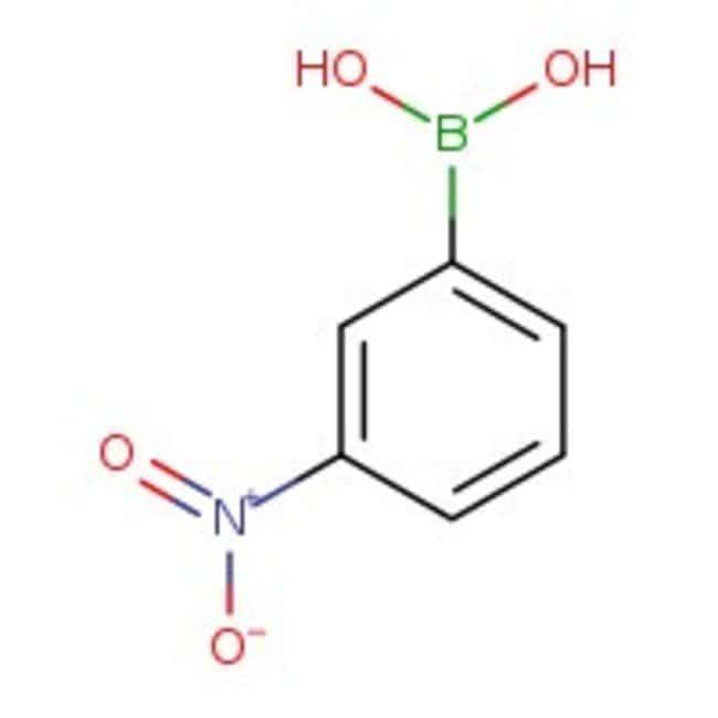 3-Nitrophenylboronic acid, 97%, ACROS Organics