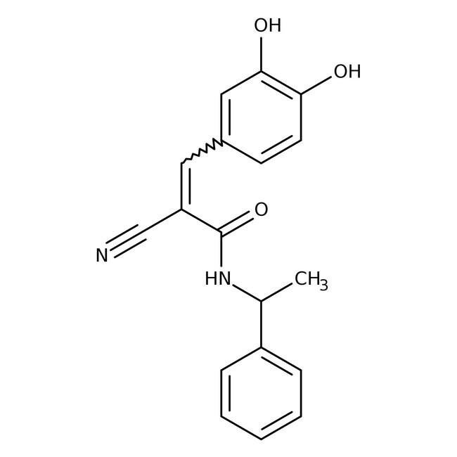 Tyrphostin B44, (-) enantiomer, Tocris Bioscience
