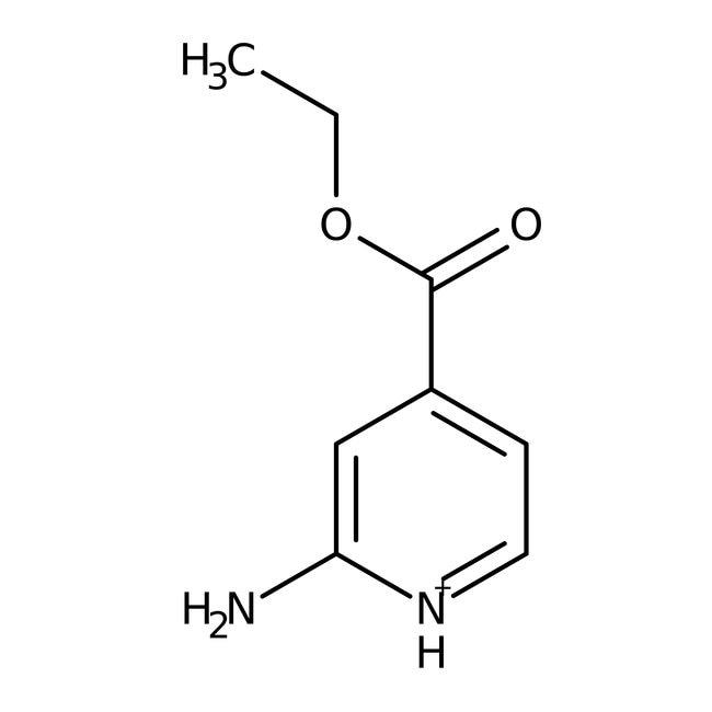 Alfa Aesar™Ethyl 2-aminopyridine-4-carboxylate, 97% 5g Alfa Aesar™Ethyl 2-aminopyridine-4-carboxylate, 97%