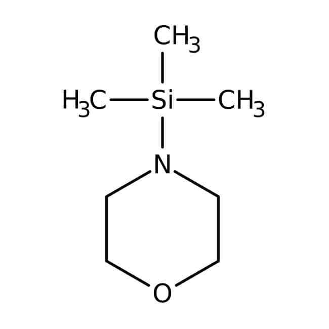 Alfa Aesar™ 4-(Trimethylsilyl)morpholine, 97%