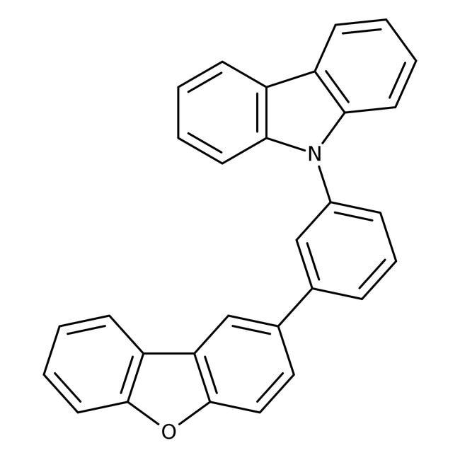 9-[3-(Dibenzofuran-2-yl)phenyl]-9H-carbazole 98.0 %, TCI America