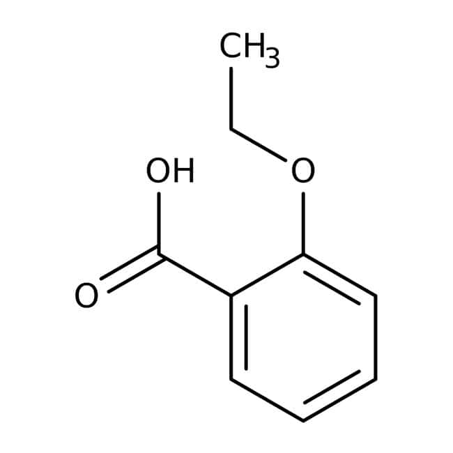 Alfa Aesar™2-Ethoxybenzoic acid, 98% 500g Alfa Aesar™2-Ethoxybenzoic acid, 98%