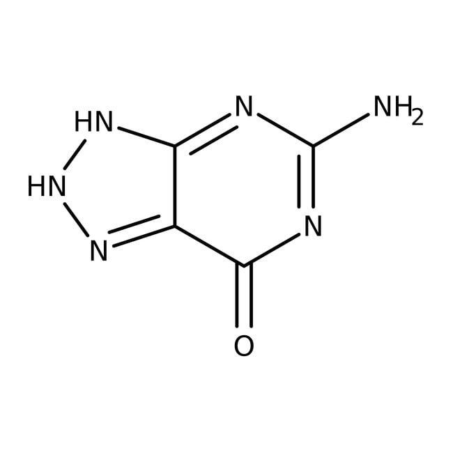 8-Azaguanin, 98%, ACROS Organics™ 5g 8-Azaguanin, 98%, ACROS Organics™