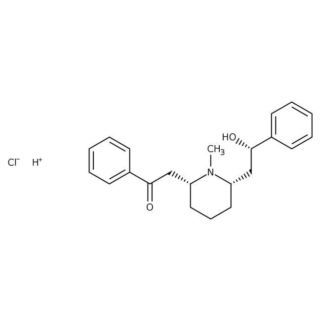 (-)-Lobeline hydrochloride, Tocris Bioscience