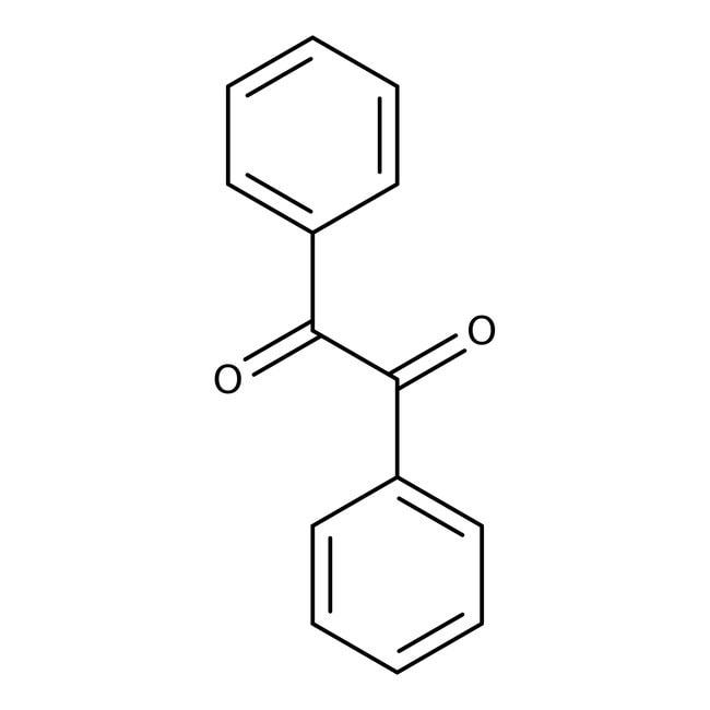Benzil, 99+%, ACROS Organics™: Ketones Carbonyl compounds