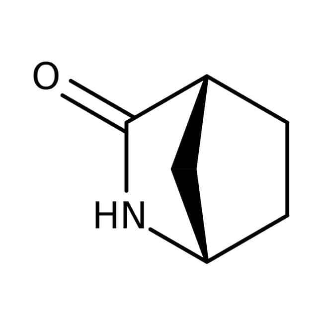 (1S,4R)-2-Azabicyclo[2.2.1]heptan-3-one, 95%, 98% ee, ACROS Organics