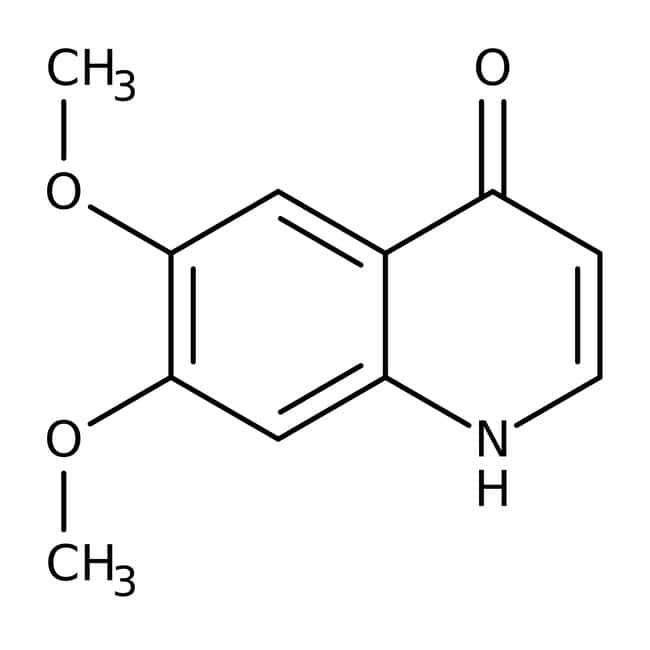 6,7-Dimethoxy-4-hydroxyquinoline 98.0 %, TCI America