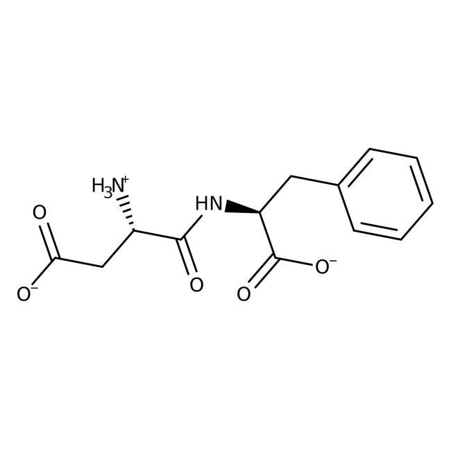 L-Aspartyl-L-phenylalanine, 95%, ACROS Organics™ 500mg, Glass bottle L-Aspartyl-L-phenylalanine, 95%, ACROS Organics™