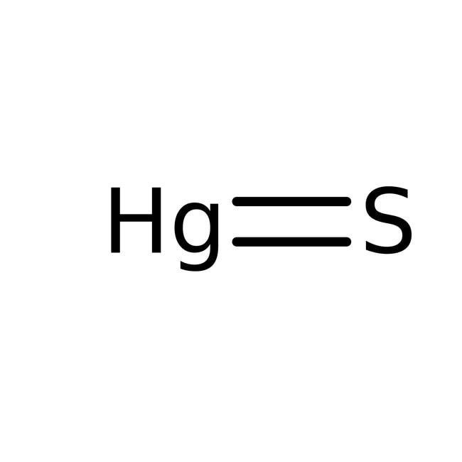 Alfa Aesar  Mercury(II) sulfide, black, Puratronic , 99.999% (metals basis)