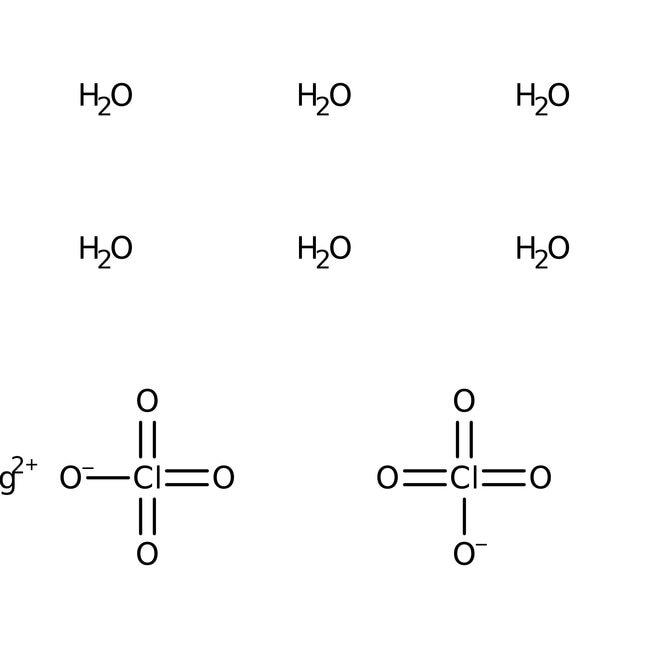 Magnesium perchlorate hexahydrate, 99% (metals basis), Alfa Aesar