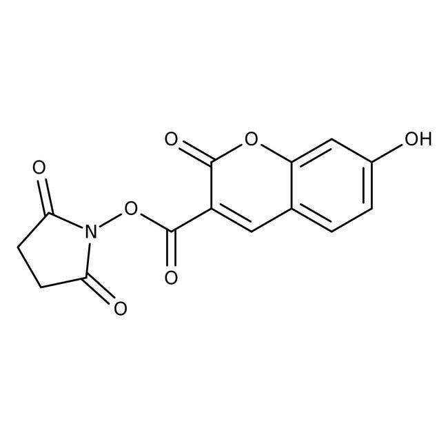 N-Succinimidyl 7-Hydroxycoumarin-3-carboxylate 96.0 %, TCI America