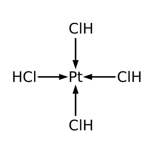 Platinum(IV) chloride, 99%, ACROS Organics
