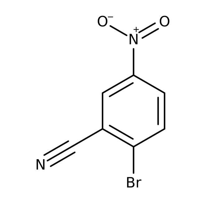Alfa Aesar™2-Bromo-5-nitrobenzonitrile, 97%