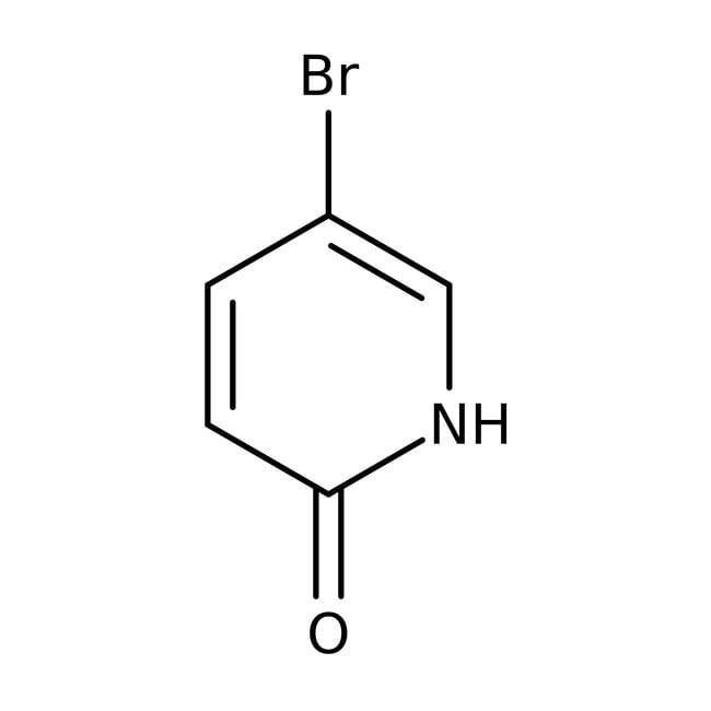 2-Hydroxy-5-bromopyridine, 99%, ACROS Organics