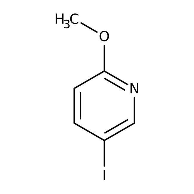 5-Iodo-2-methoxypyridine, 97%, ACROS Organics™
