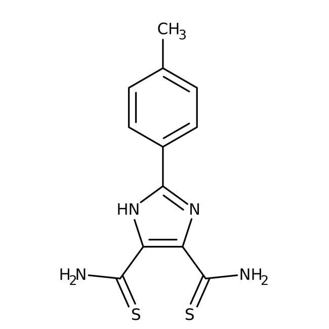 Alfa Aesar™2-(4-Methylphenyl)imidazole-4,5-dithiocarboxamide, 97%
