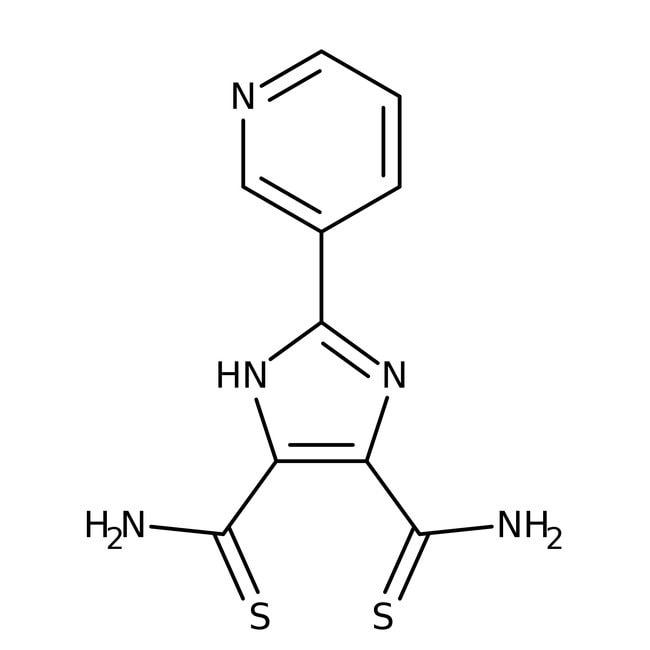 Alfa Aesar™2-(3-Pyridyl)imidazole-4,5-dithiocarboxamide, 97%
