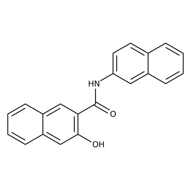 3-Hydroxy-N-(2-naphthyl)-2-naphthamide 97.0 %, TCI America
