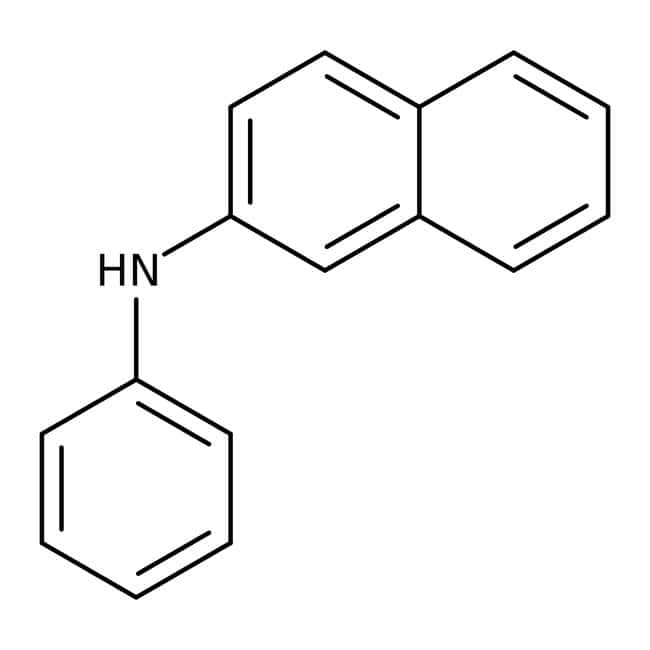 N-Phenyl-2-naphthylamine, 97%, ACROS Organics™